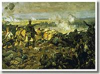The Second Battle of Ypres, 22 April to 25 May 1915, by Richard Jack.